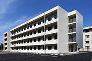 舞鶴工業高専寄宿舎7号館その他工事