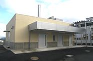 京都府立医科大学附属北部医療センター病理解剖室棟新築工事