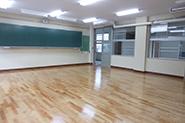 府立福知山高等学校教室棟改修工事