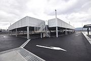 大井町ストックヤード新築工事